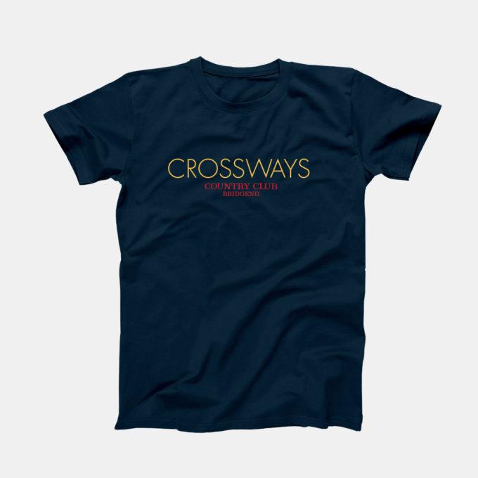 Crossways Country Club T-Shirt