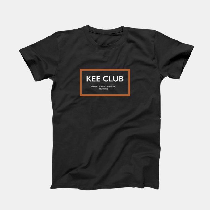 Kee Club Bridgend T-Shirt