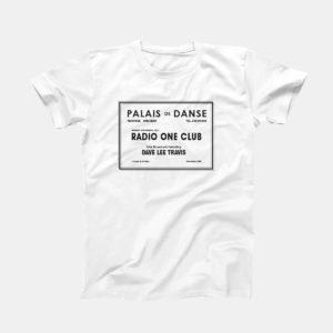 Palais de Danse White T-shirt