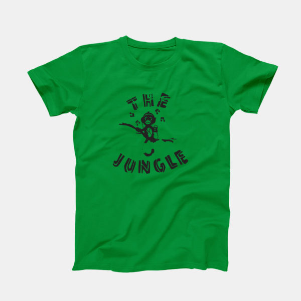 The Jungle Bridgend T-Shirt