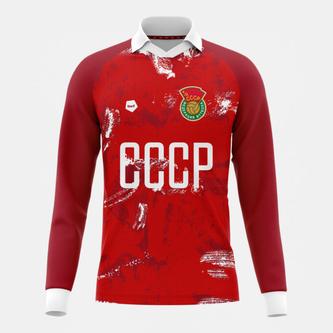 CCCP Scribble Shirt