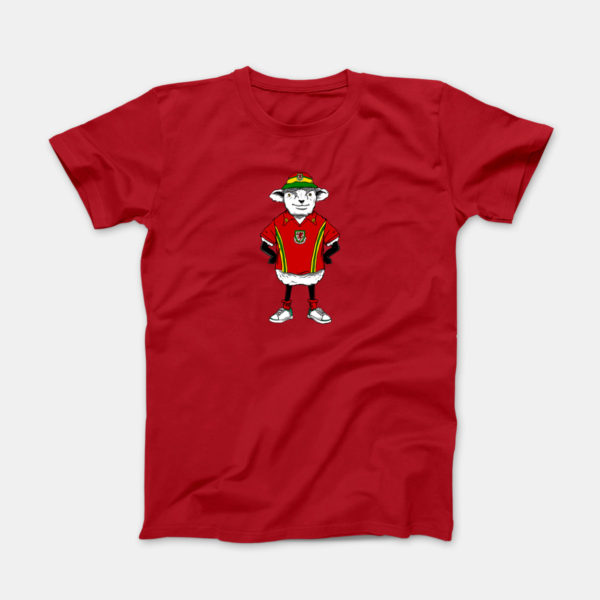 Ewros Wales Supporters T-Shirt