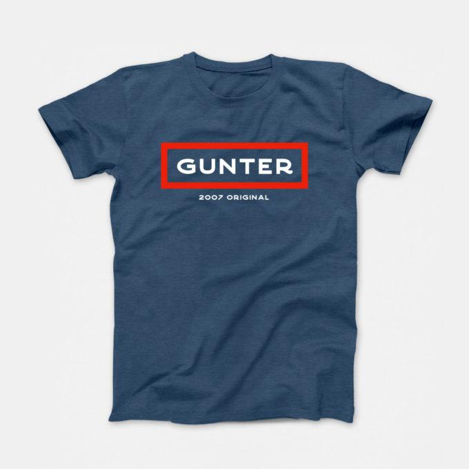 Gunter 2007 Original T-Shirt