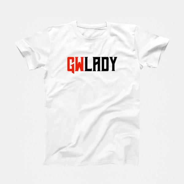 Gwlady T-Shirt White