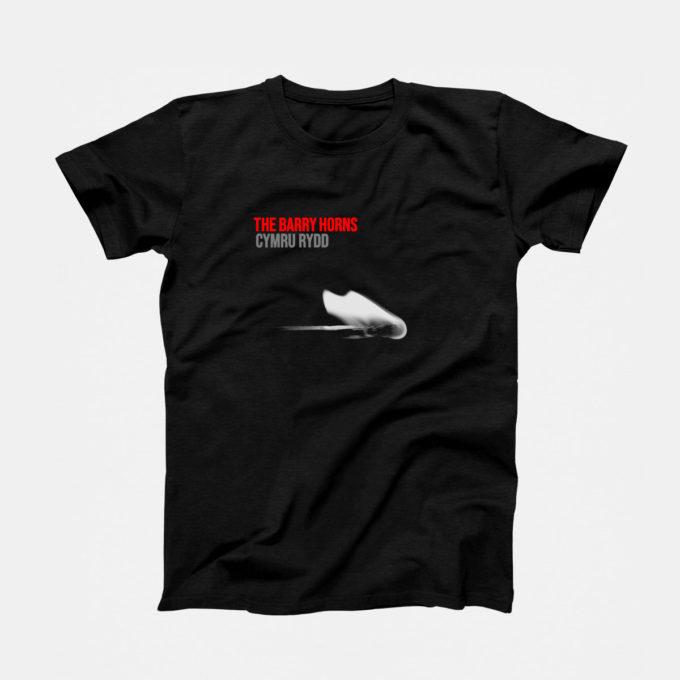 The Barry Horns T-Shirt Black