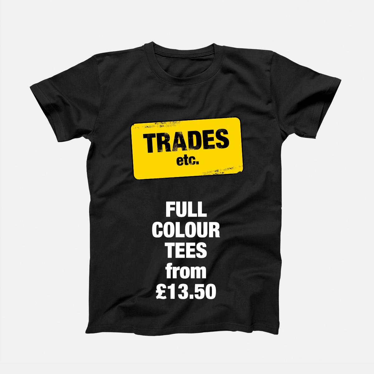 Tradesman Tees Turf Clothing