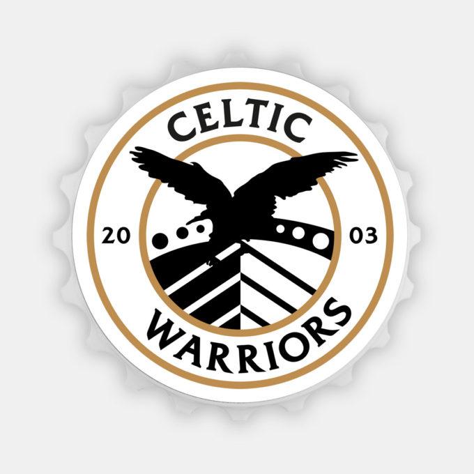 Celtic Warriors Bottle Buddy