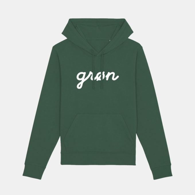 grøn Signature Hoodie
